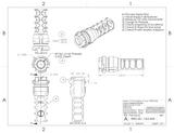 RRD-4C 13LS KeyMount