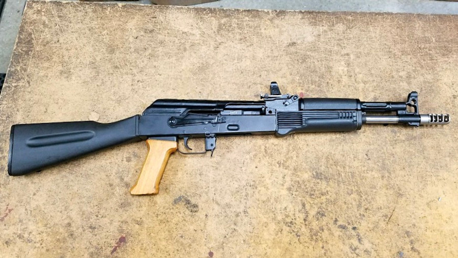"""12.5"""" 5.45x39mm CHF Barrel"""
