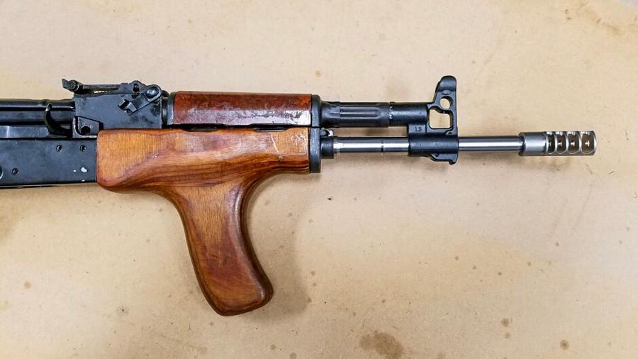 "14.5"" 5.45x39mm CHF Barrel AIMS"