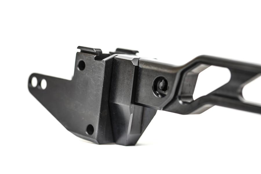 Non-Folding Adapter for MRKT Trunnion