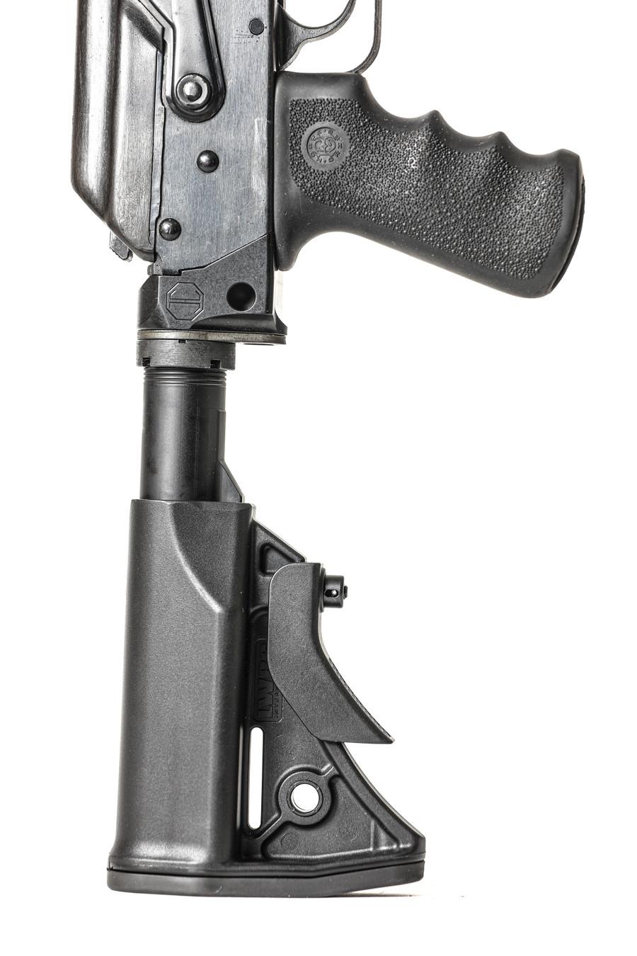 M4-MAK-S Slant Cut Stamped Receiver - BLEM