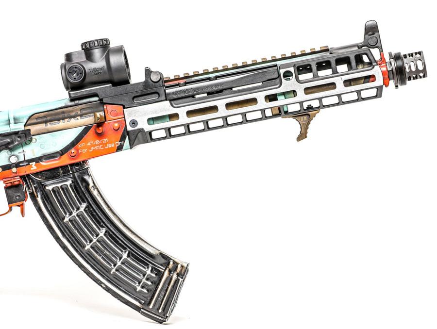 RRD-360 14F X37 with Blast Shield