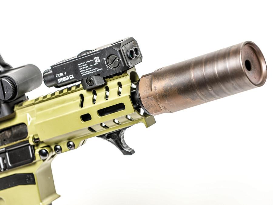 RRD-360 28S X37 with Blast Shield