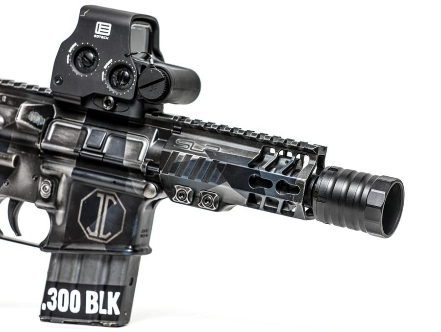 RRD-360 30S X37 with Blast Shield