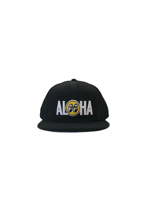 MoonEyes x In4mation Aloha with Moon Snapback - SOLD OUT