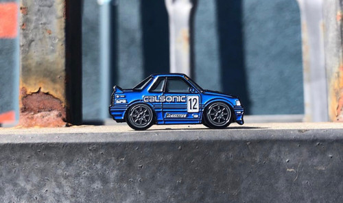 HNRS X LEEN CUSTOMS R31 Skyline Pin - SOLD OUT