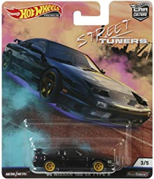 Nissan 180SX - Hot Wheels Street Tuners