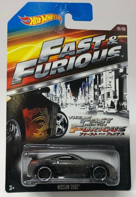 Nissan 350Z - Hot Wheels Fast and Furious Tokyo Drift King