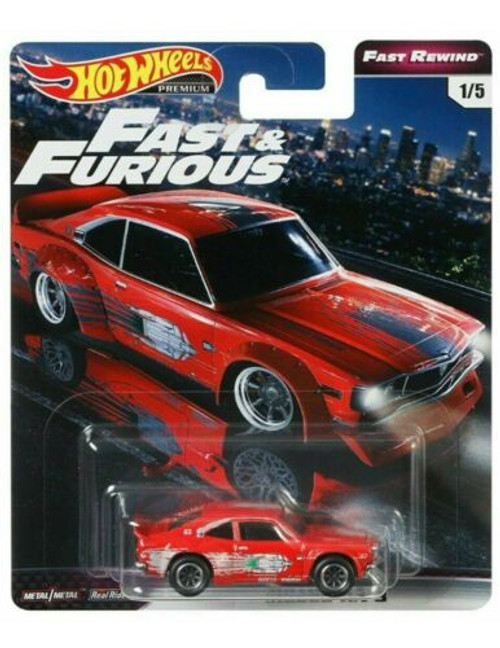 Mazda RX-3 - Hot Wheels Fast Rewind