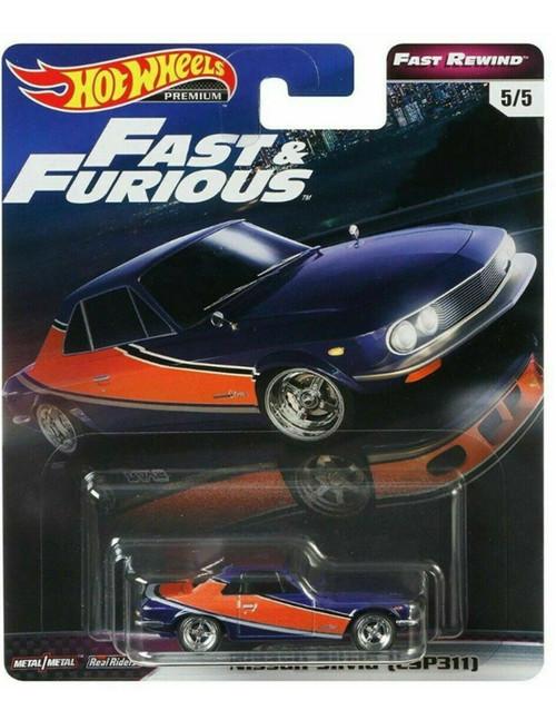 Nissan CSP311 - Hot Wheels Fast Rewind