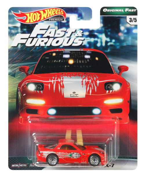 Mazda RX-7 - Hot Wheels Original Fast (SOLD OUT)