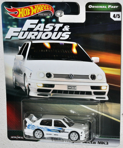 Volkswagon Jetta - Hot Wheels Original Fast - SOLD OUT