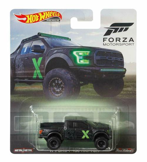 Ford F150 Raptor - Hot Wheels X Forza Motorsport
