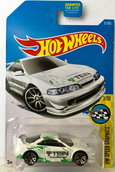 Acura Integra TEIN - Hot Wheels