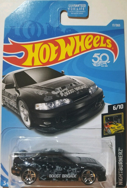 Acura Integra GSR Boost Brigrade - Hot Wheels