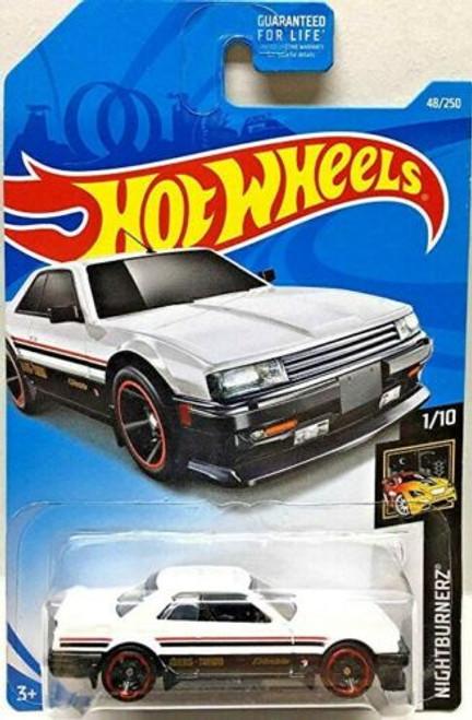 Nissan Skyline R30 White/Black - Hot Wheels