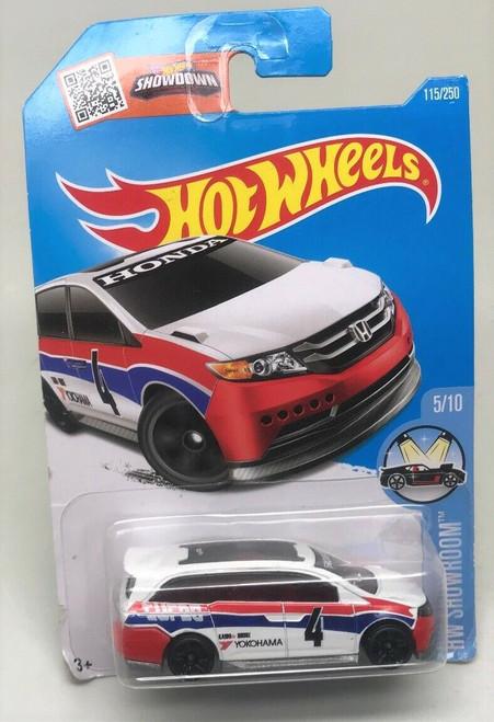 Honda Odyssey (White) - Hot Wheels