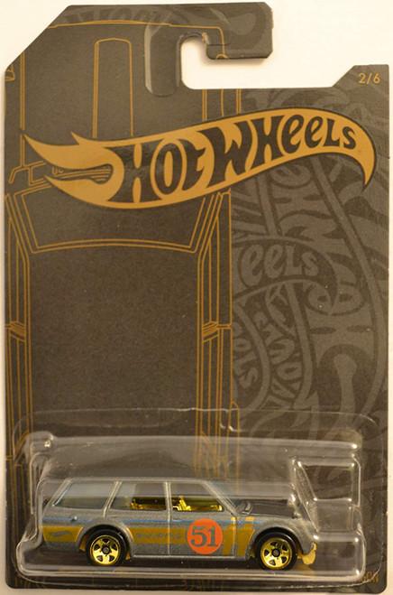 Datsun 510 Wagon 51st Anniversary - Hot Wheels