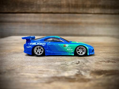 Custom 1/64 Toyota Supra MK4 #5