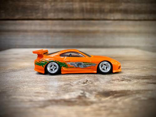 Custom 1/64 Toyota Supra MK4 #3
