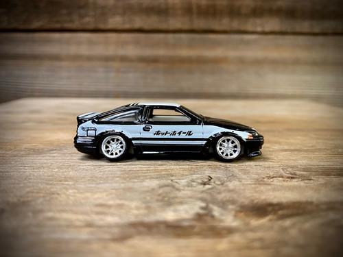 Custom 1/64 Toyota Corolla AE86 #2