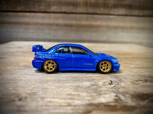 Custom 1/64 Subaru Impreza WRX #3