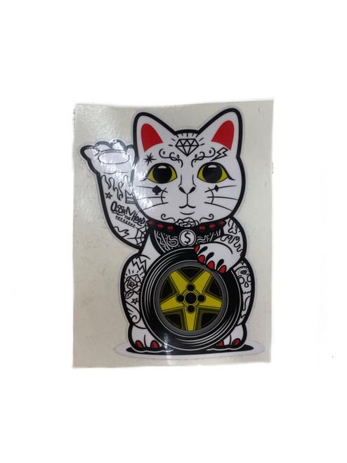 Neko Cat Sticker