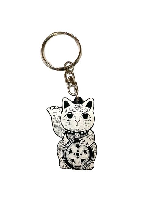 Neko Cat Keychain