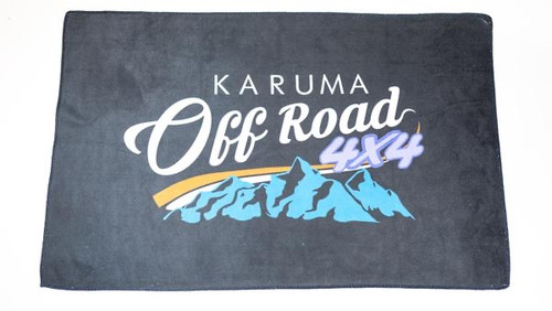 Karuma Offroad Microfiber Towel