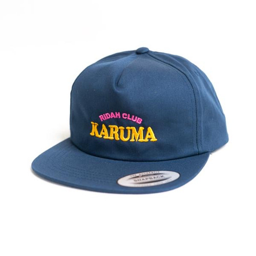 Karuma Ridah Club Snapback (Navy)
