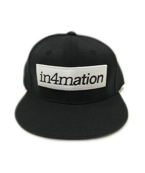in4mation New Standard Logo Snapback