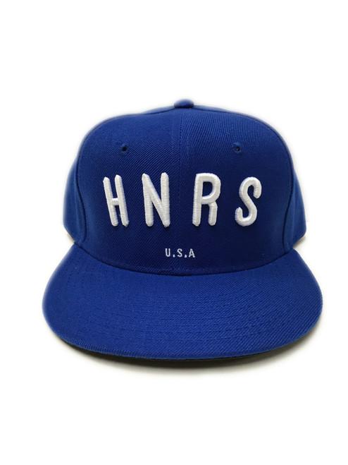 HNRS Arch Blue Snapback