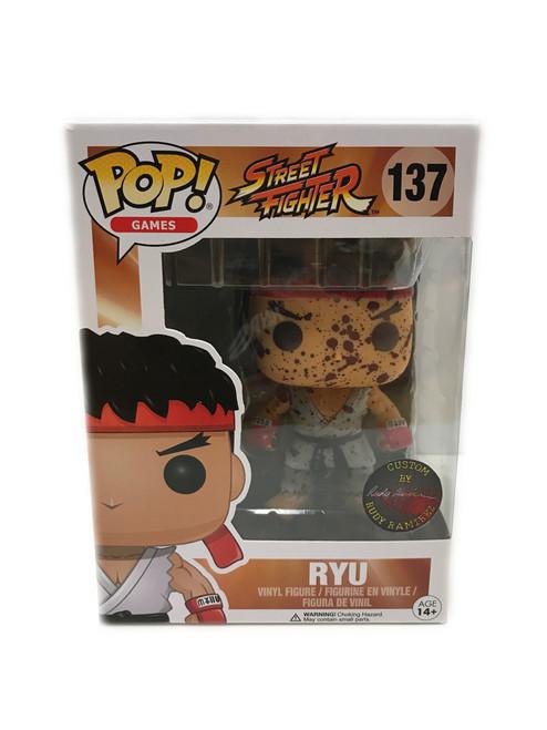 POP Funko StreetFighter Bloody Ryu