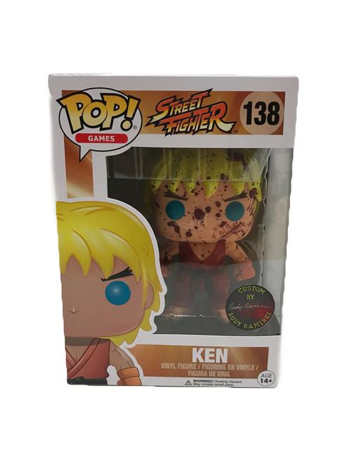 POP Funko StreetFighter Bloody Ken