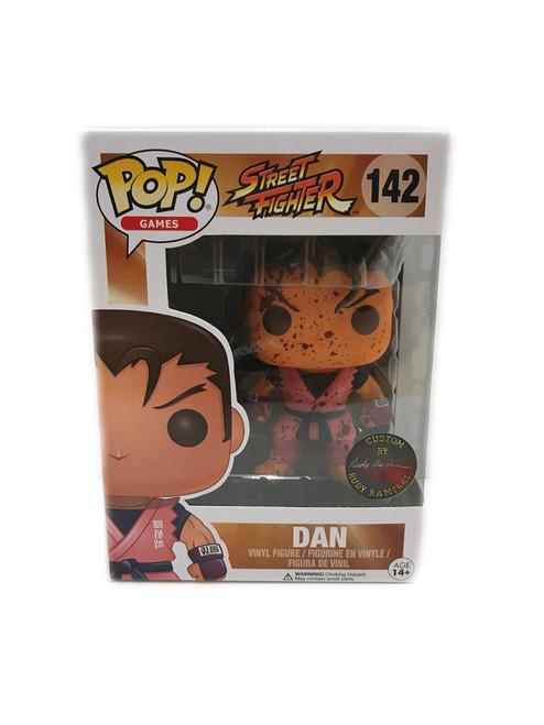 POP Funko StreetFighter Bloody Dan