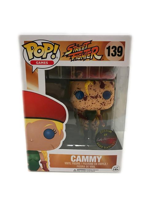 POP Funko StreetFighter Bloody Cammy