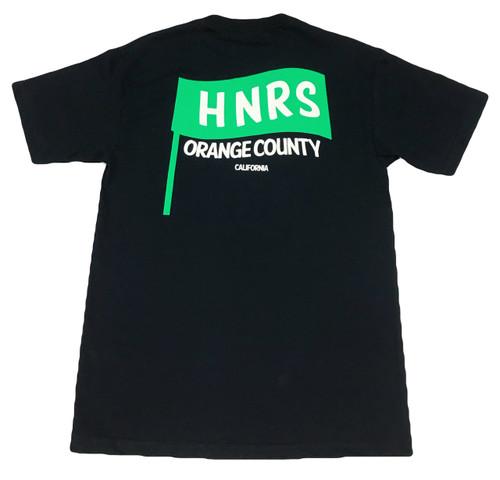 HNRS Flag Orange County - NAVY BLUE