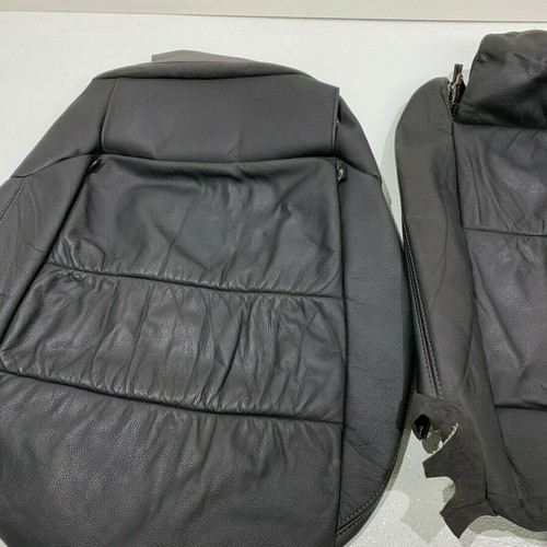 2010 2013 2014 2015 Porsche Panamera 970 Front Seat Cover Leather 97052116132
