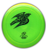 Disc Colour and stamp desgin may vary.