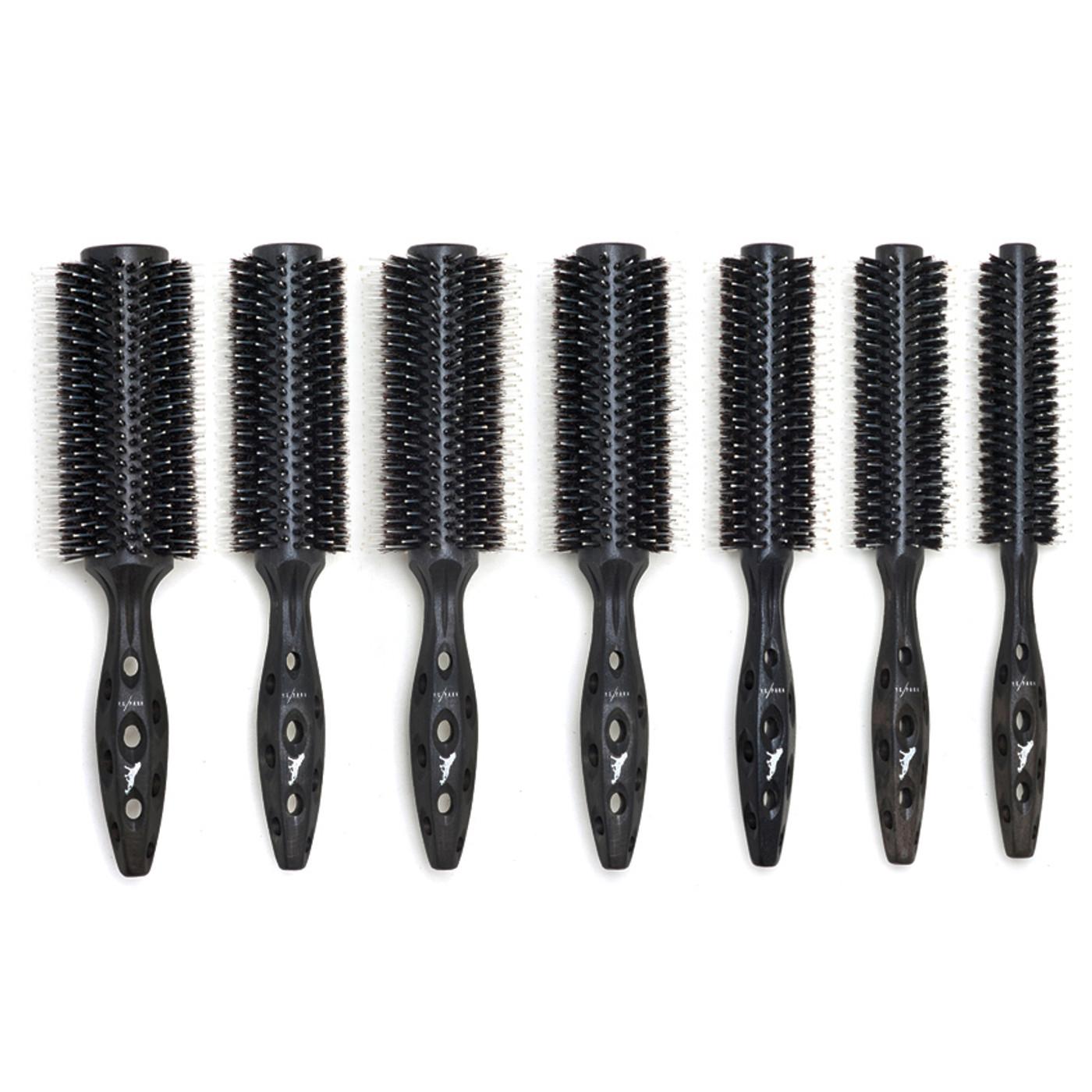 YS Park Carbon Tiger Hairbrush Range