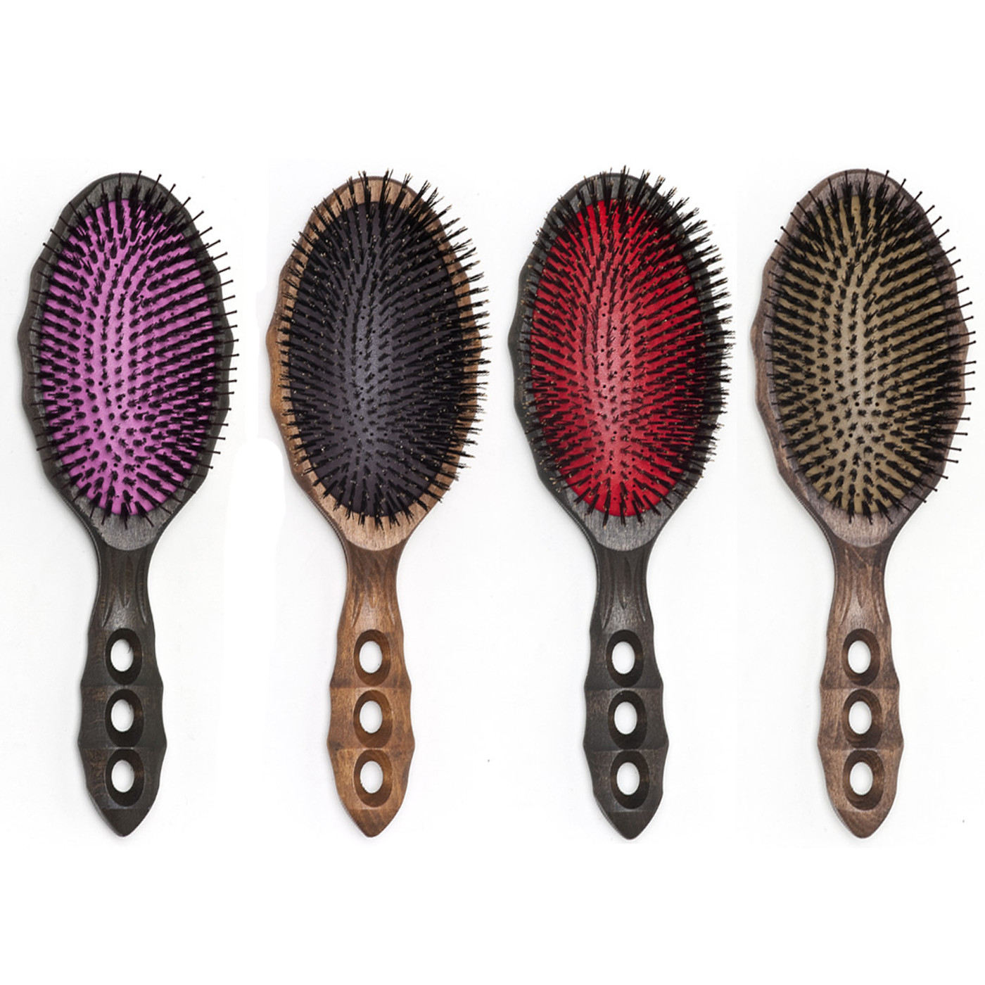 YS Park Tortoise Hairbrush Range