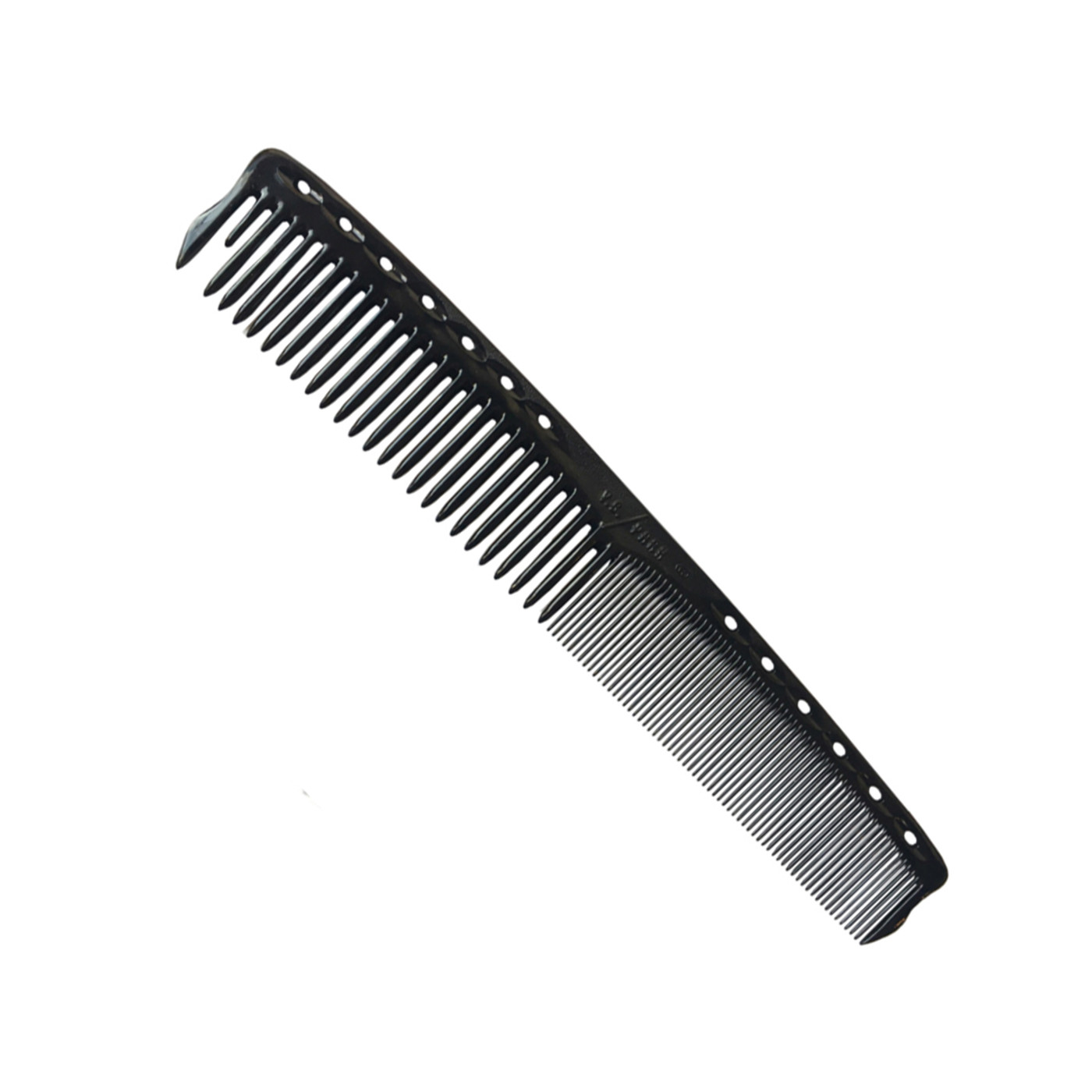 YS Park 365 French Cutting Comb - Carbon Black