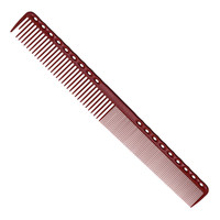 YS Park 331 Super Long Cutting Comb - Red