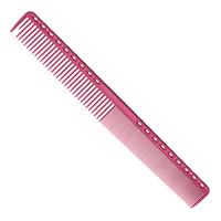 YS Park 331 Super Long Cutting Comb - Pink