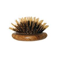 YS Park Luster Wood Hairbrush - Boar/Nylon (YS-501)