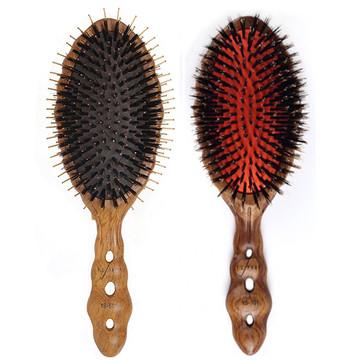 YS Park Luster Wood Hairbrush Range