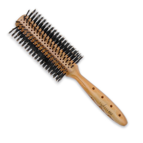 YS Park Medium Super Straight Hairbrush (YS-452-STRAIGHT)