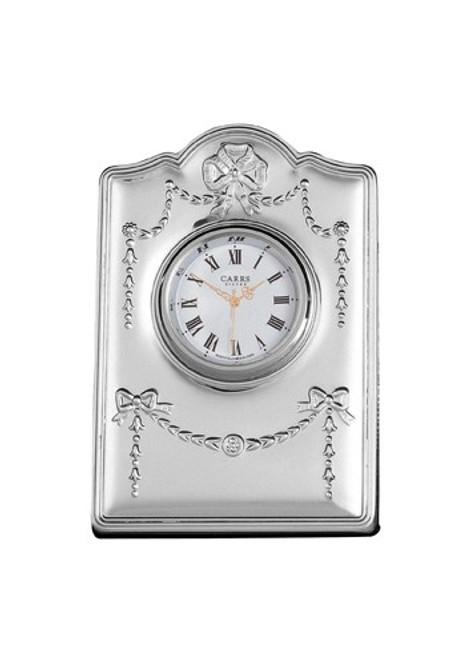 Sterling Regency Design Clock