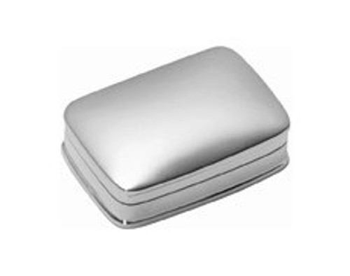 Sterling Rectangular Pillbox