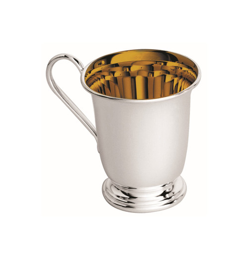 Sterling Cup with Vermeil Interior